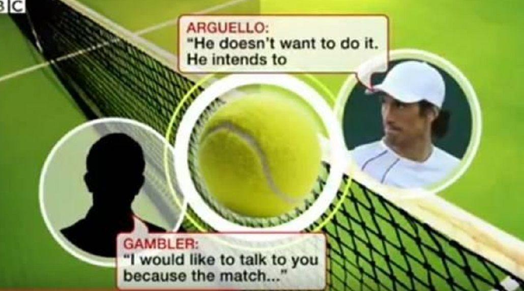 Argentinos bajo la lupa en el mayor escándalo en la historia del tenis