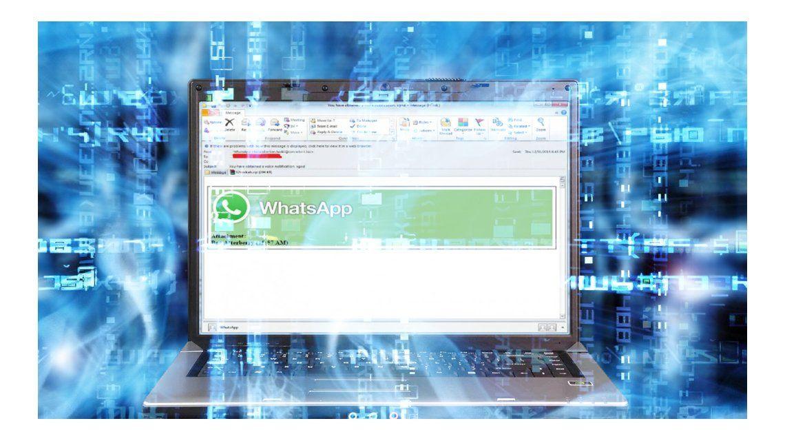 Alerta whatsapperos: un virus se presenta como una actualización de la app