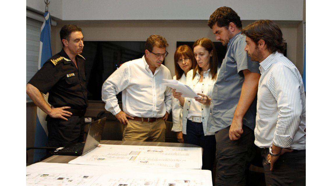 Vidal arrancó con la purga de la Bonaerense: pasó a retiro a siete comisarios generales