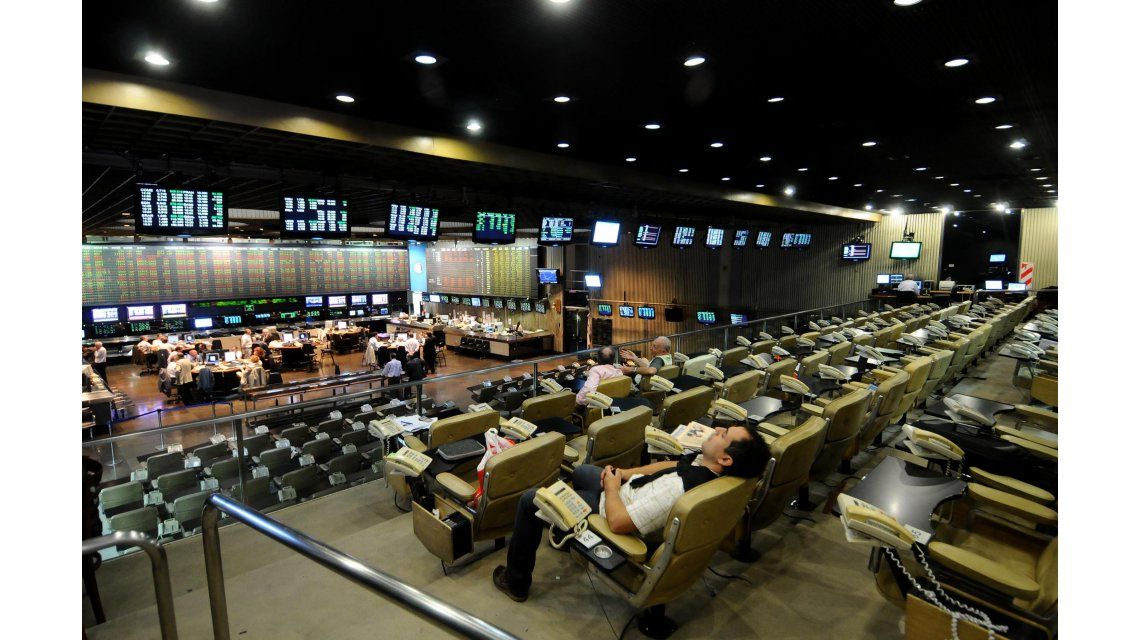 La Bolsa rebotó un 3,5% luego de seis días de bajas