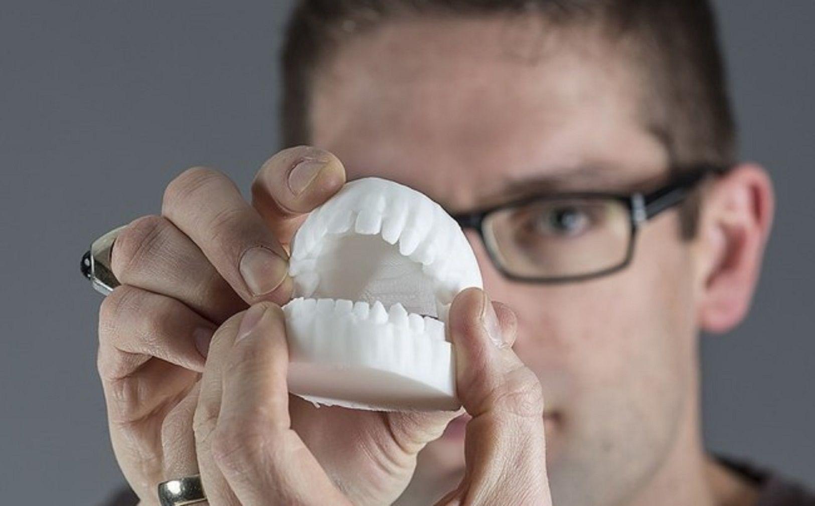 Diente impreso en 3D puede ser la solución definitiva para la caries