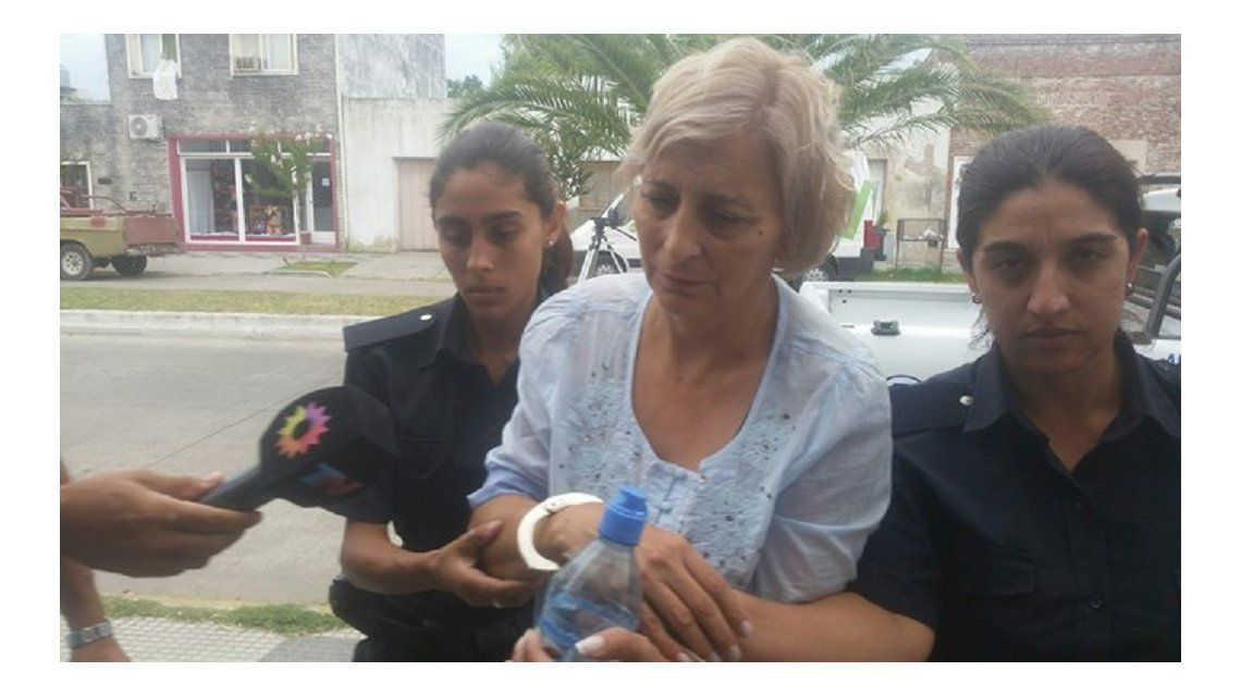 La ex suegra de Cristian Lanatta seguirá presa