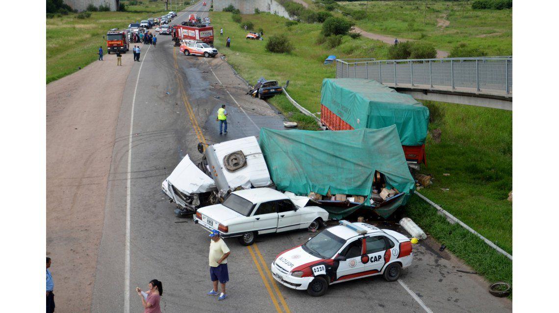 Detuvieron al copiloto del Dakar que protagonizó el choque fatal en Córdoba