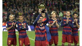 Barcelona, rendido a los pies de Messi: mirá cómo lo recibieron en el Camp Nou