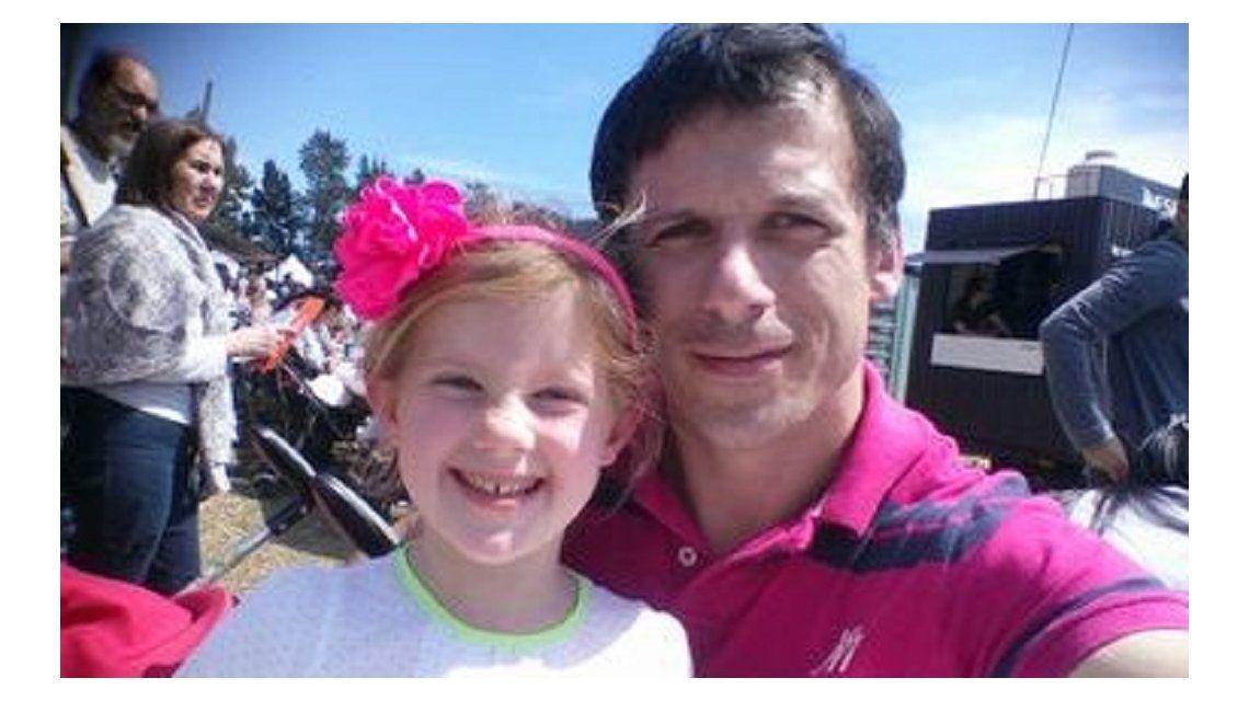 El desesperado pedido de ayuda de un ex Puma para su hija con leucemia