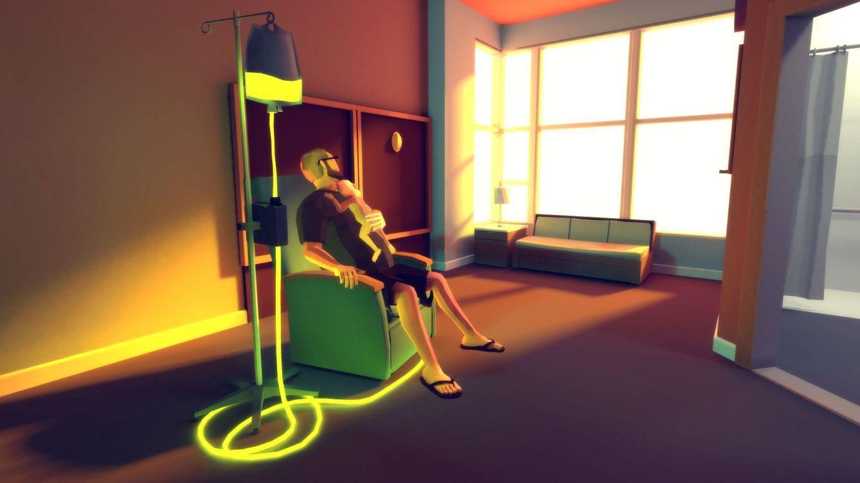Su hijo murió de cáncer y él le hizo un videojuego para hacerlo inmortal