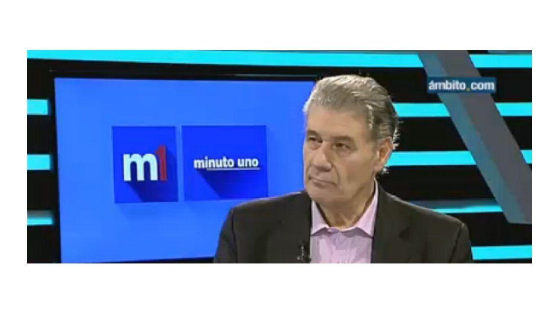 Víctor Hugo Morales, sobre su despido: No quieren quedarse sin la pauta oficial