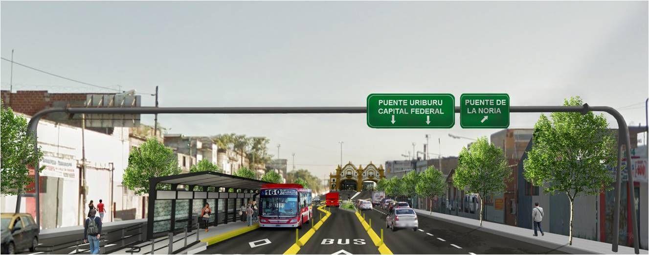 ¿Cómo será el nuevo Metrobus Lanús que beneficiará a 100 mil usuarios?