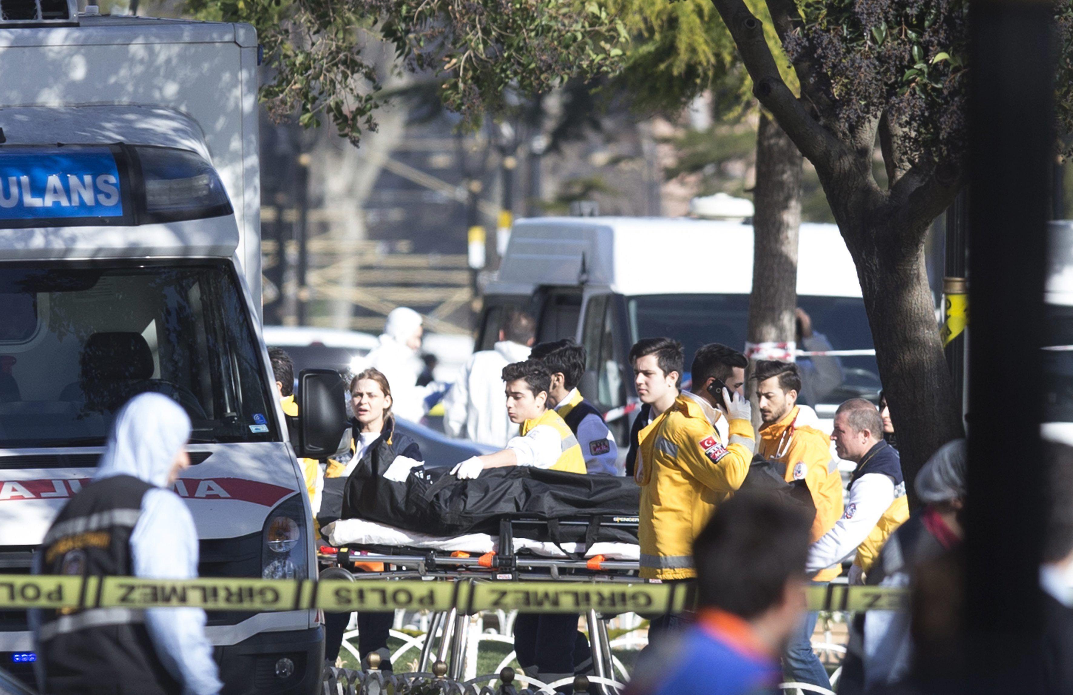 El Gobierno expresó su más enérgica condena al atentado en Estambul