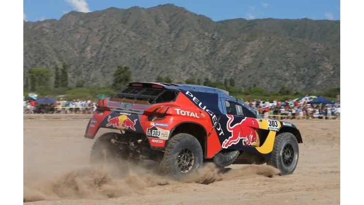 El español Sainz correrá para Peugeot