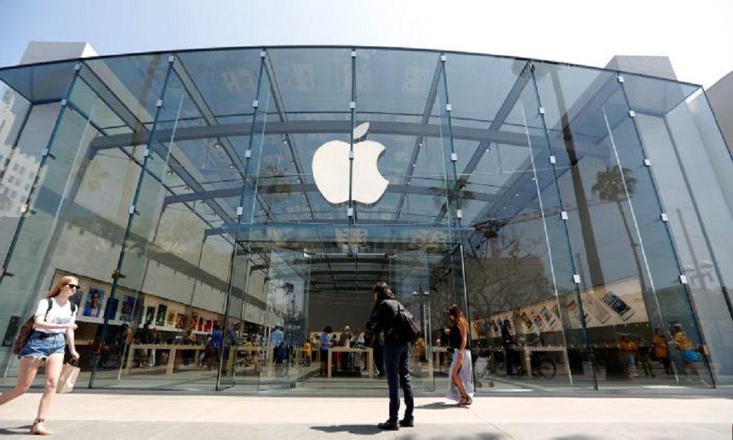 Apple tuvo fallos temporalmente en iCloud y App Store