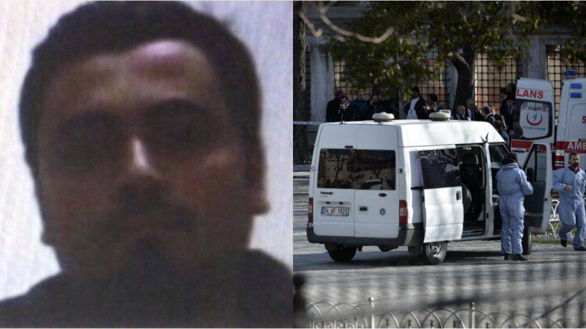 Turquía asegura que el yihadista que se inmoló en Estambul entró al país como refugiado sirio