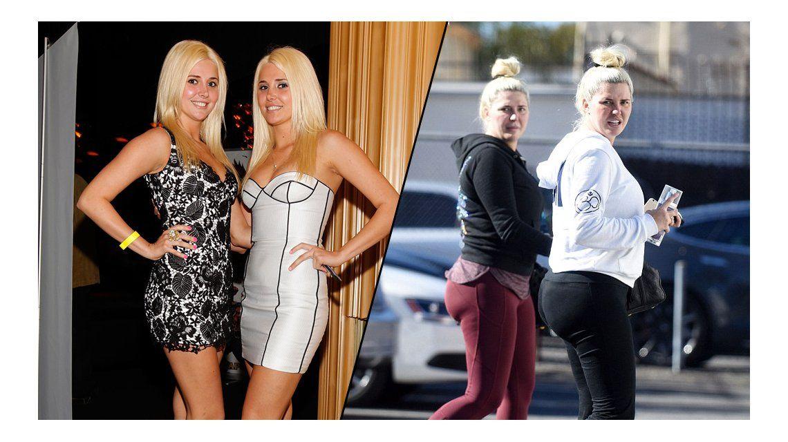 La transformación de dos diosas: las mellizas de Playboy cambiaron de talle