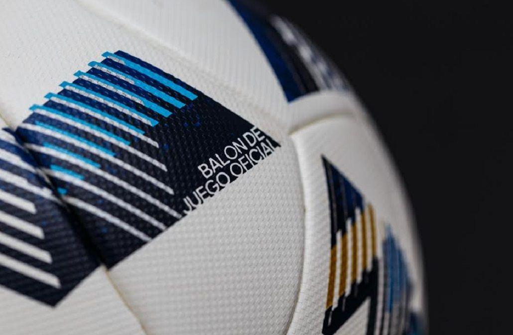 Ésta será la pelota que se usará en el fútbol argentino en 2016