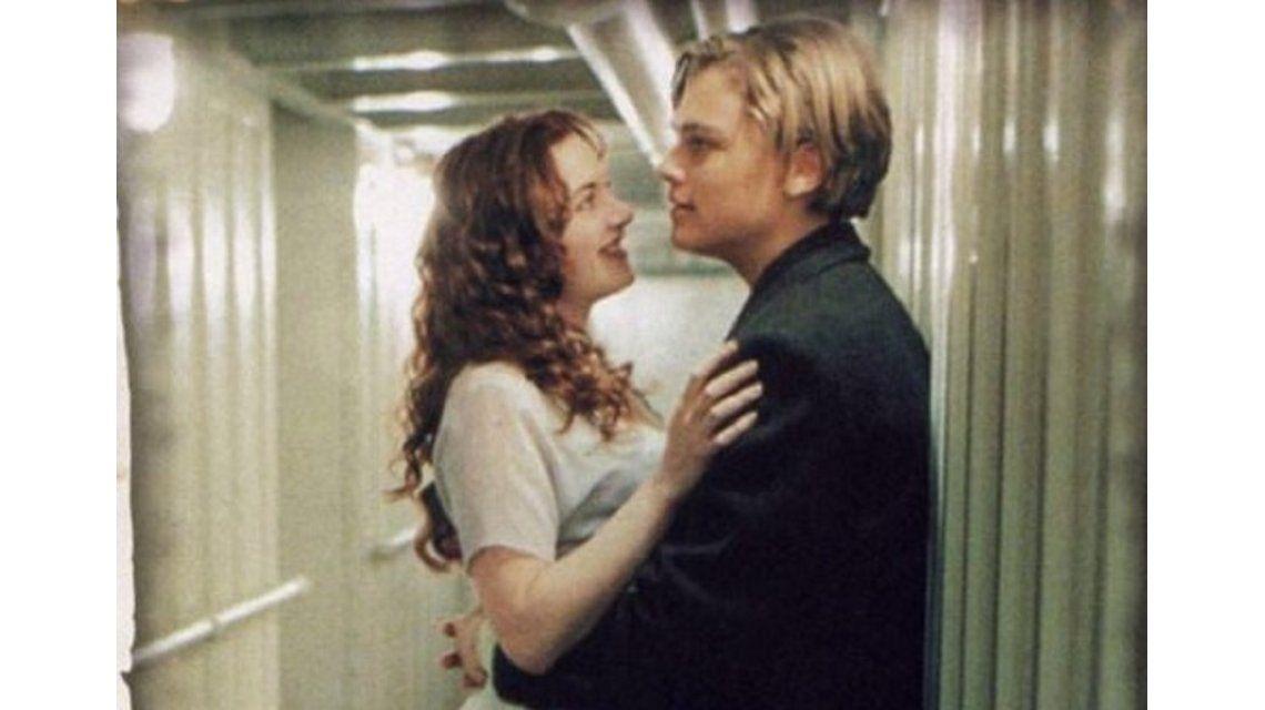 19 años después, el reencuentro entre DiCaprio y Winslet al estilo Titanic