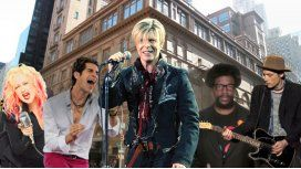 Harán un concierto en homenaje a Bowie en importante sala de Nueva York