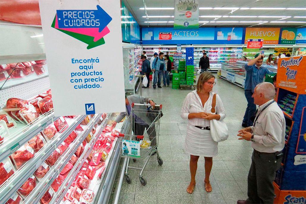 Multan por más de ocho millones de pesos a grandes cadenas de supermercados