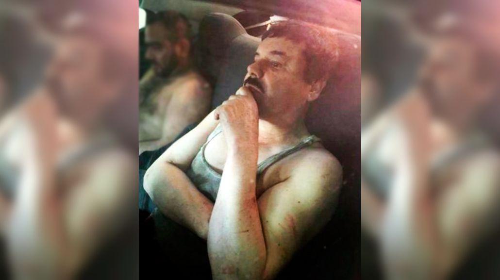 Después de seis meses, detuvieron al capo narco Chapo Guzmán