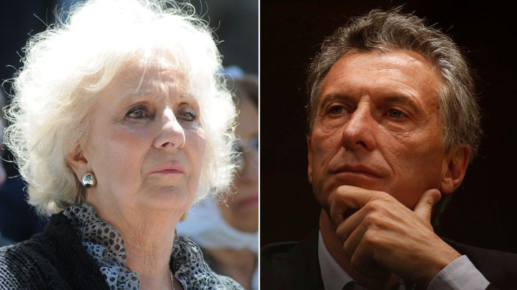Carlotto: El gobierno de Macri tiene una actitud dictatorial