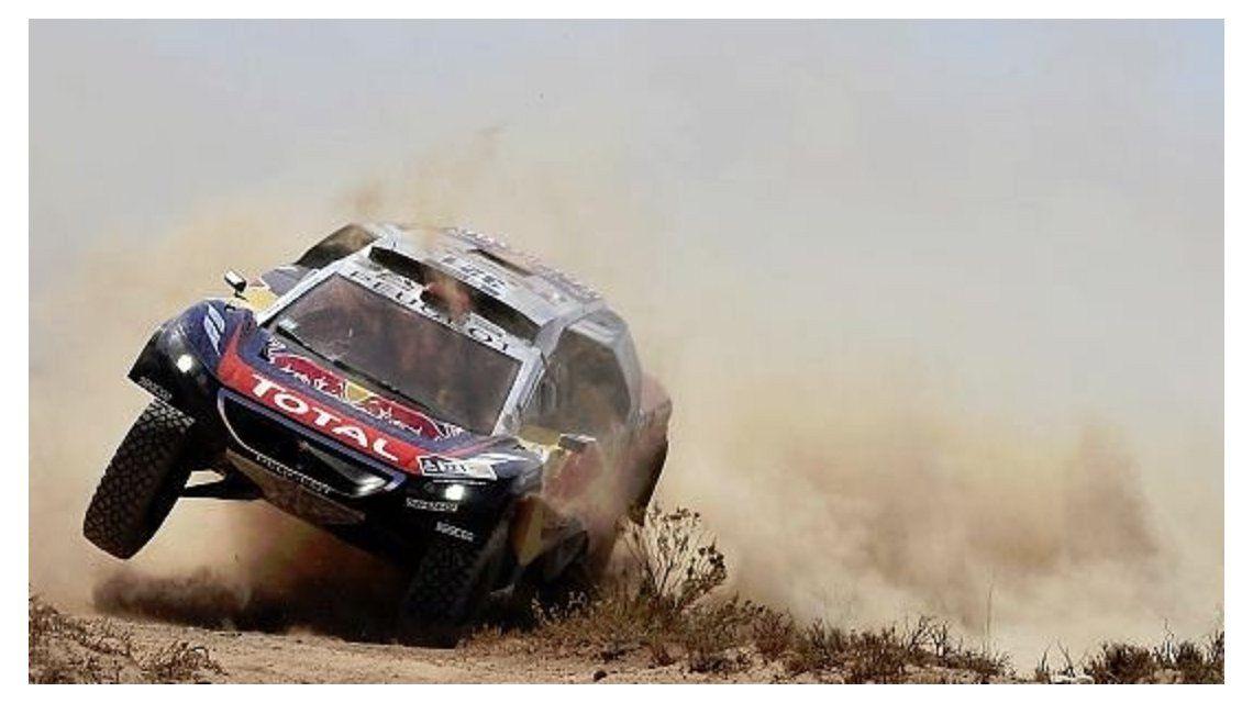 Murió un espectador al ser atropellado por un auto en pleno Dakar