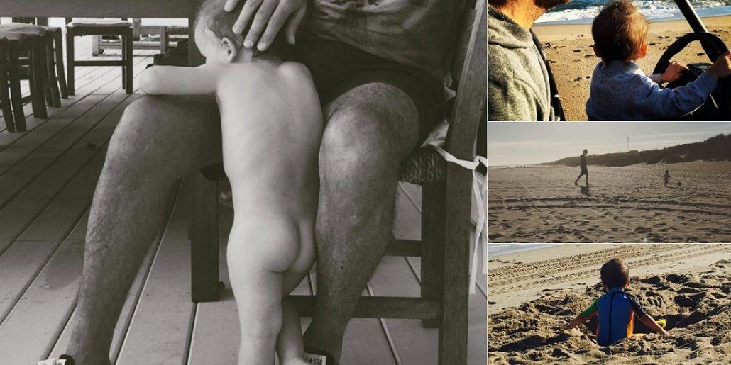 Lorenzo, la debilidad de los Tinelli: Culo y calzón, describió Candelaria