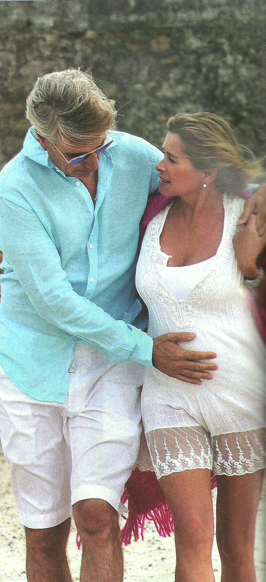 Bella, madura y futura mamá: la senadora de 50 años que quedó embarazada