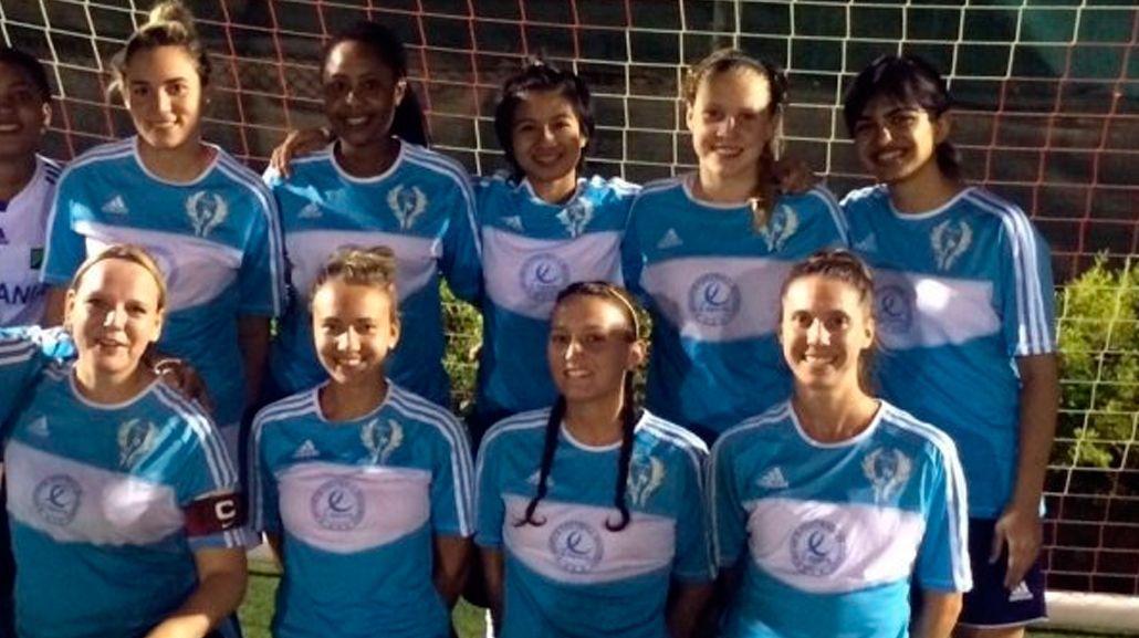 Rocío Oliva jugará en un club de fútbol femenino en Dubai