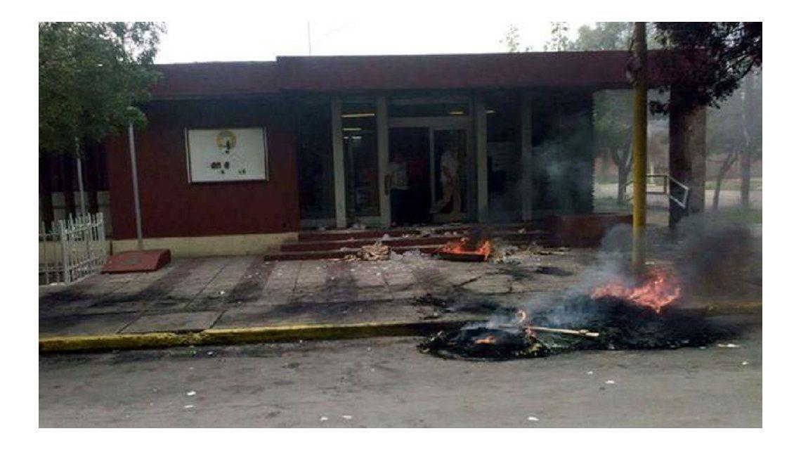 Mendoza: intendente cerró municipio por decreto para evitar protestas