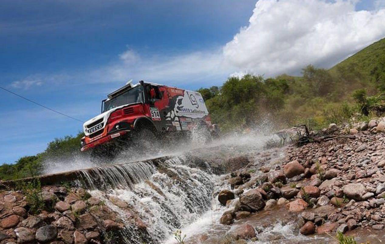La quinta etapa del Dakar 2016 dejó a un argentino al frente en los camiones