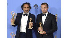 The Revenant, la gran ganadora de los premios Globos de Oro