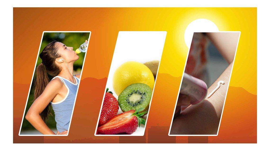 Cinco tips para evitar las clásicas enfermedades de verano