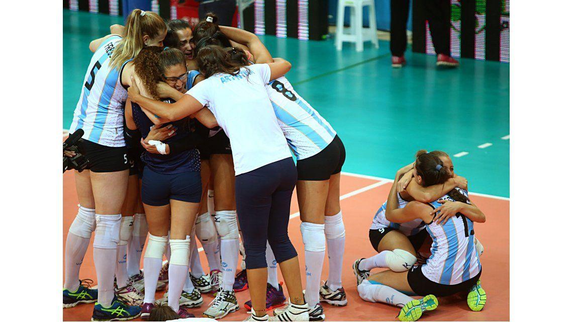 Argentina pisará fuerte en Rio 2016: mirá todos los clasificados
