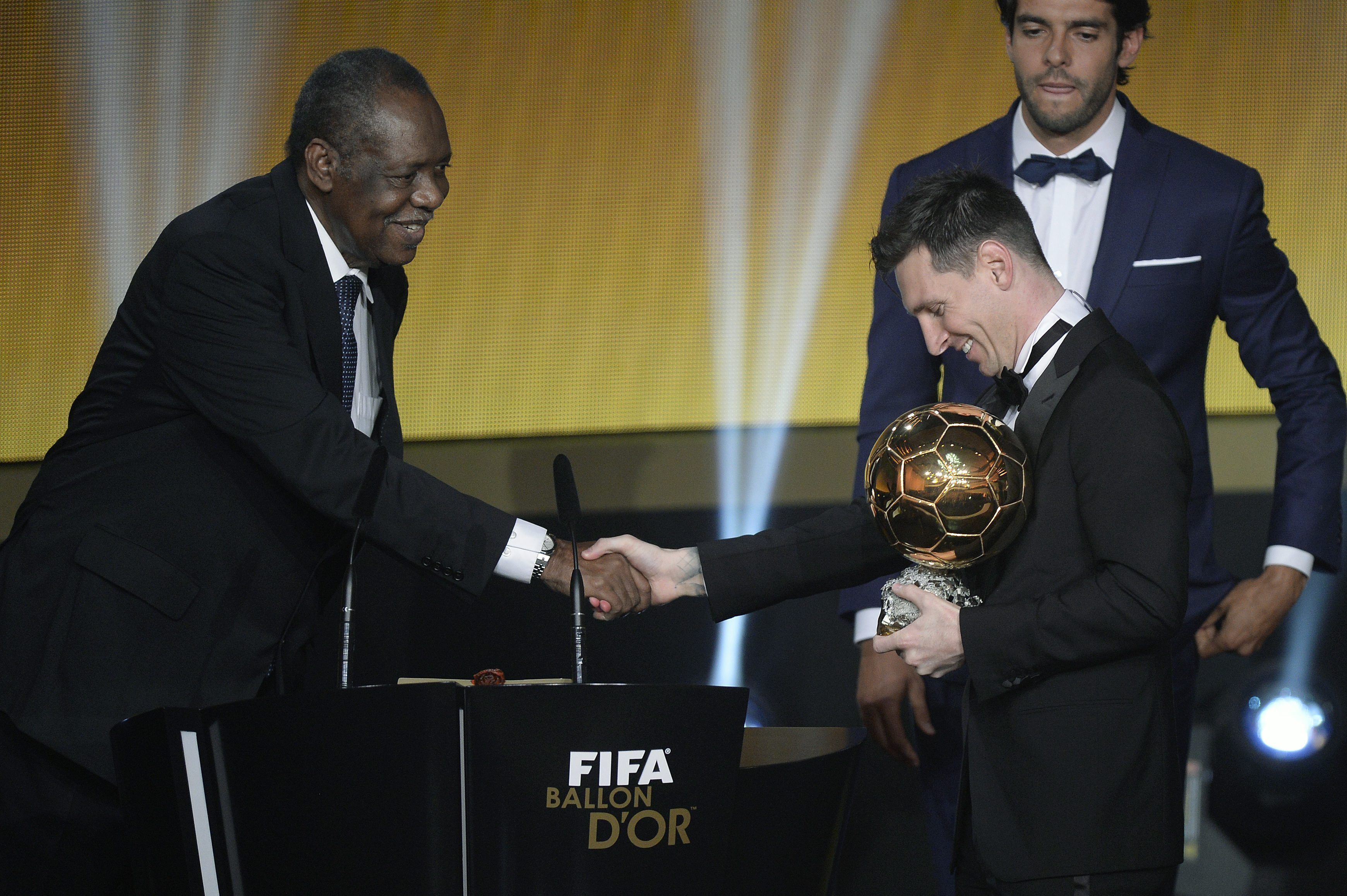 La entrega del Balón de Oro 2016, en imágenes
