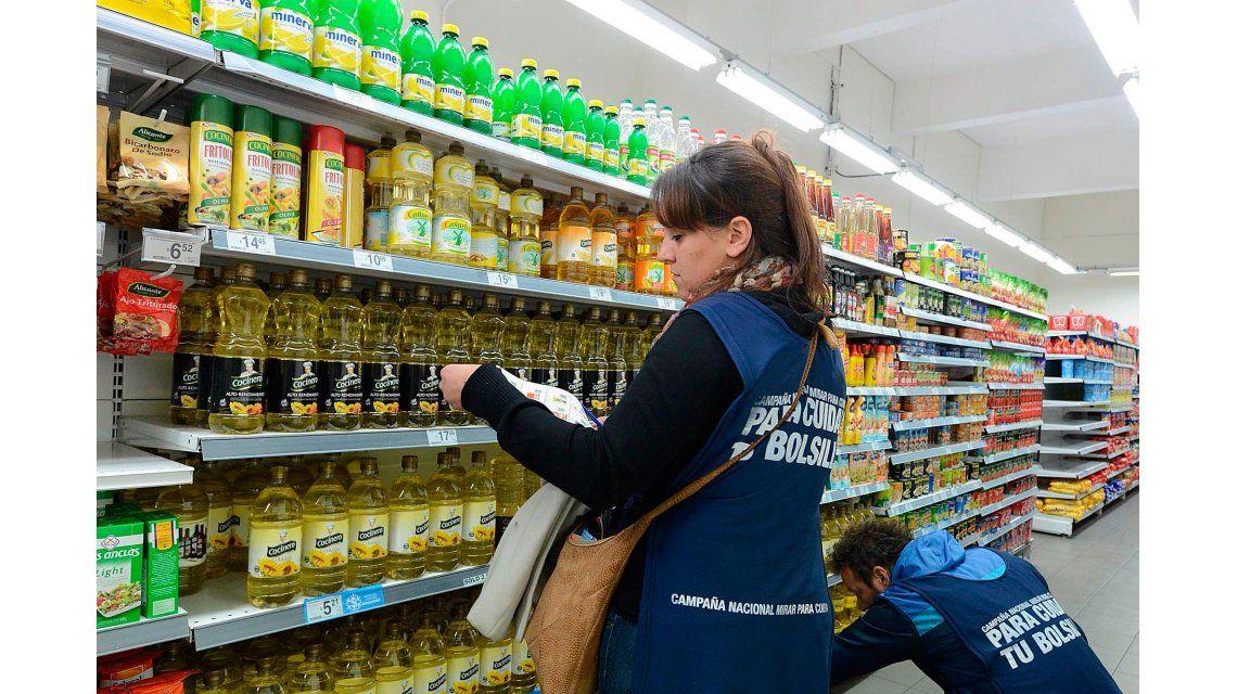 Continúan Precios Cuidados, Ahora 12 y las multas a supermercados
