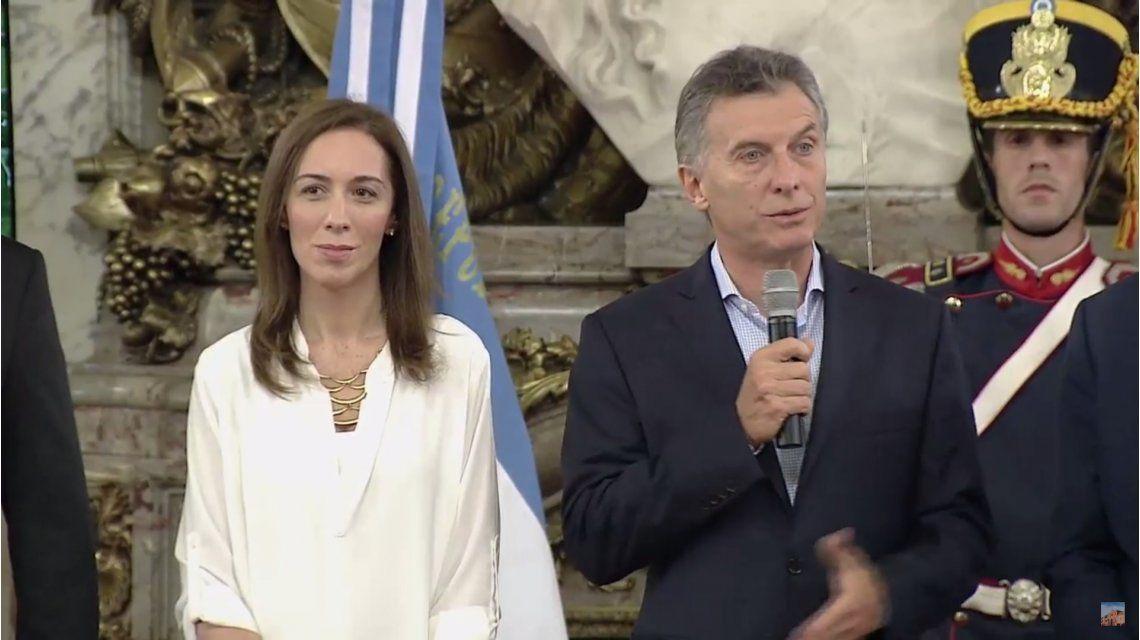 Macri anunció obras en la Ruta 5: Es un reclamo de hace 10 años