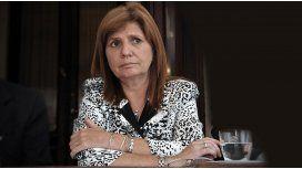 El massismo reclama la presencia de Patricia Bullrich en el Congreso