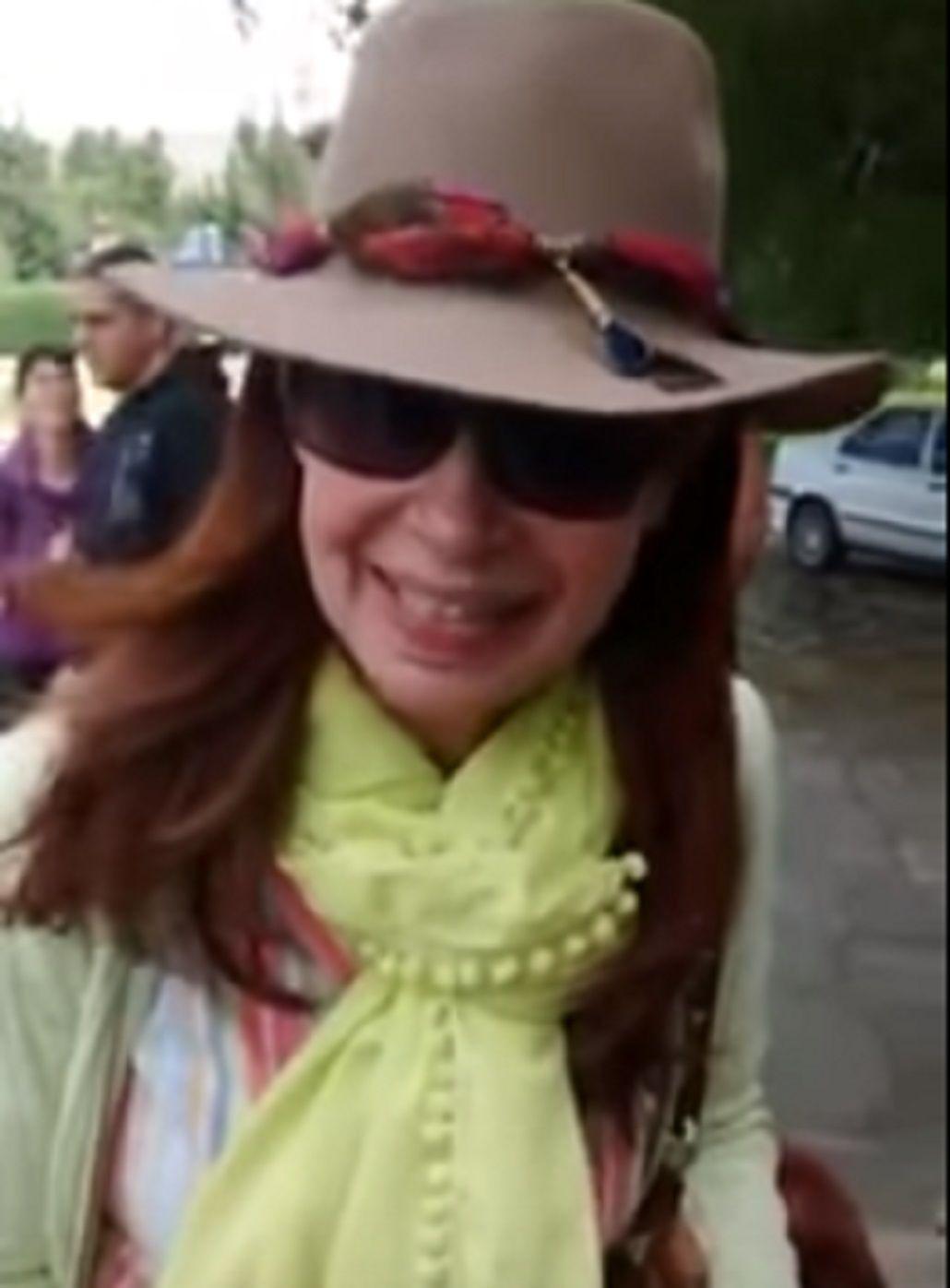 Reapareció Cristina con saludos a La Cámpora y a la pequeña Juanita