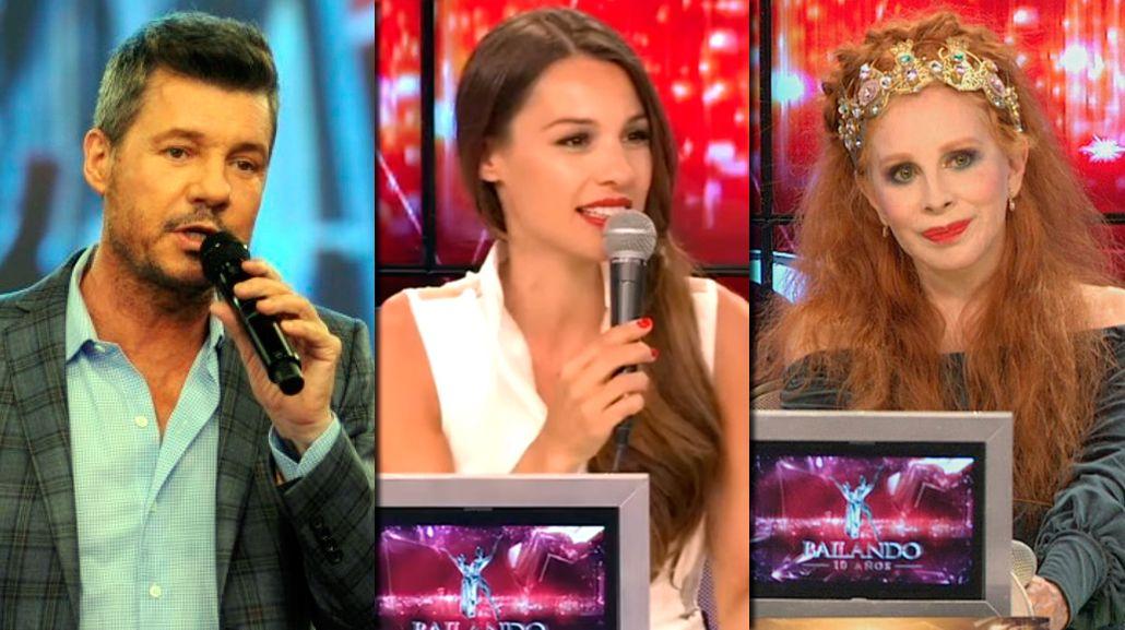 Marcelo Tinelli, sobre el jurado de Showmatch: Queremos que Pampita este en lugar de Nacha