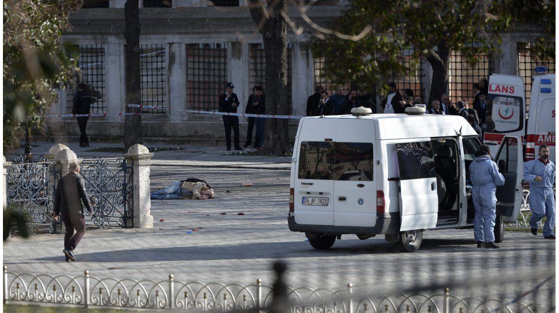 Turquía detuvo a un sospechoso por el atentado de Estambul