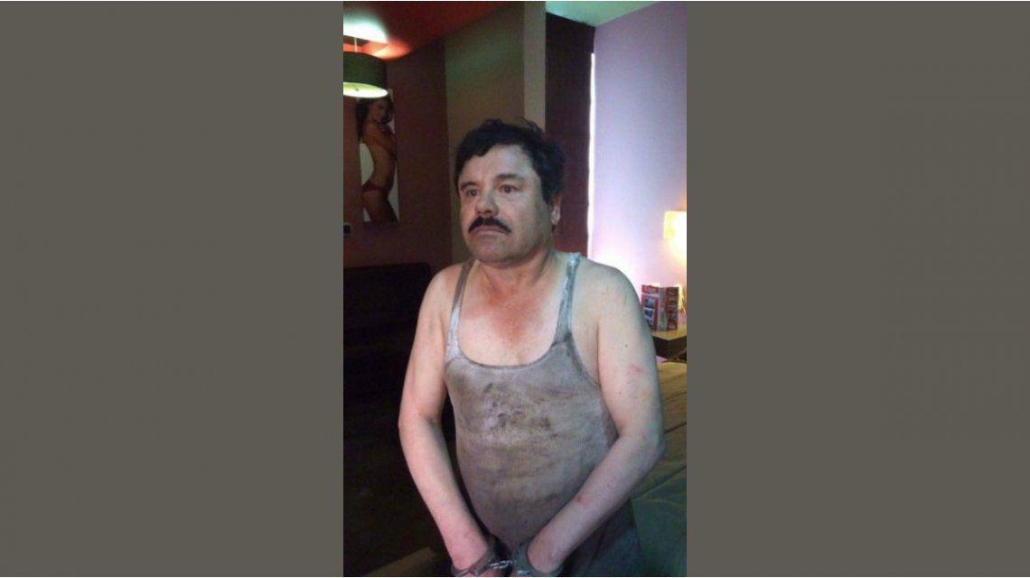 Así fue la intervención de una modelo en la captura del Chapo Guzmán