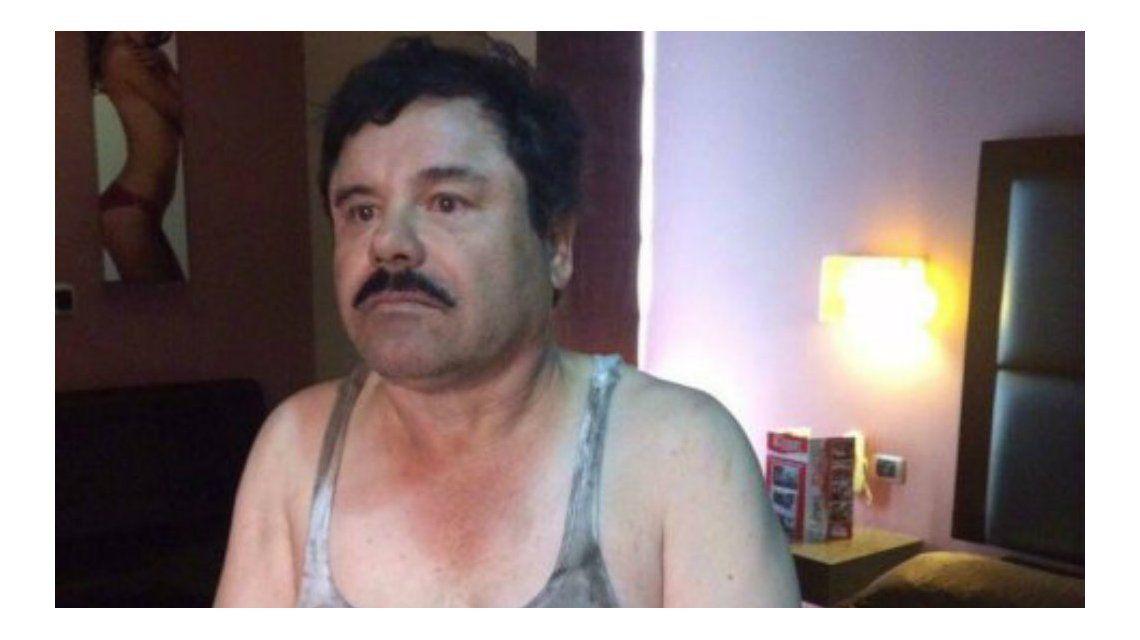¿Quieren matar de sueño al Chapo Guzmán?