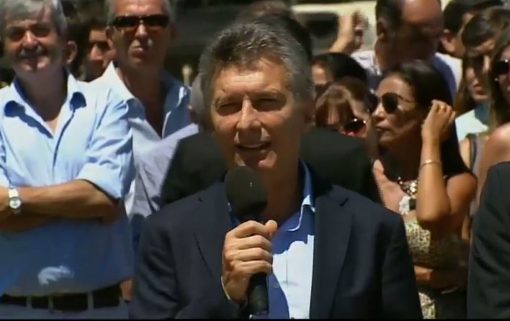 Macri, en Santa Fe: Estamos para más y lo vamos a hacer juntos