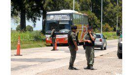 Tras los operativos, el Comité de Crisis se retiró de San Carlos