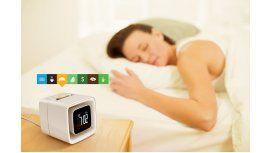 Un despertador que aroma tus mañanas