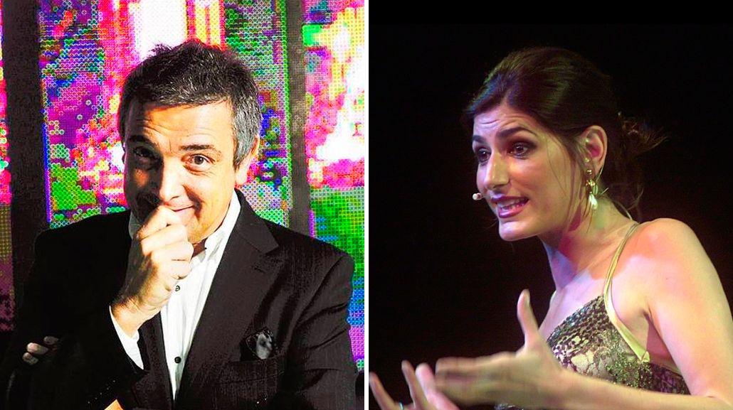 Cecilia Milone confirmó la relación amorosa con Nito Artaza
