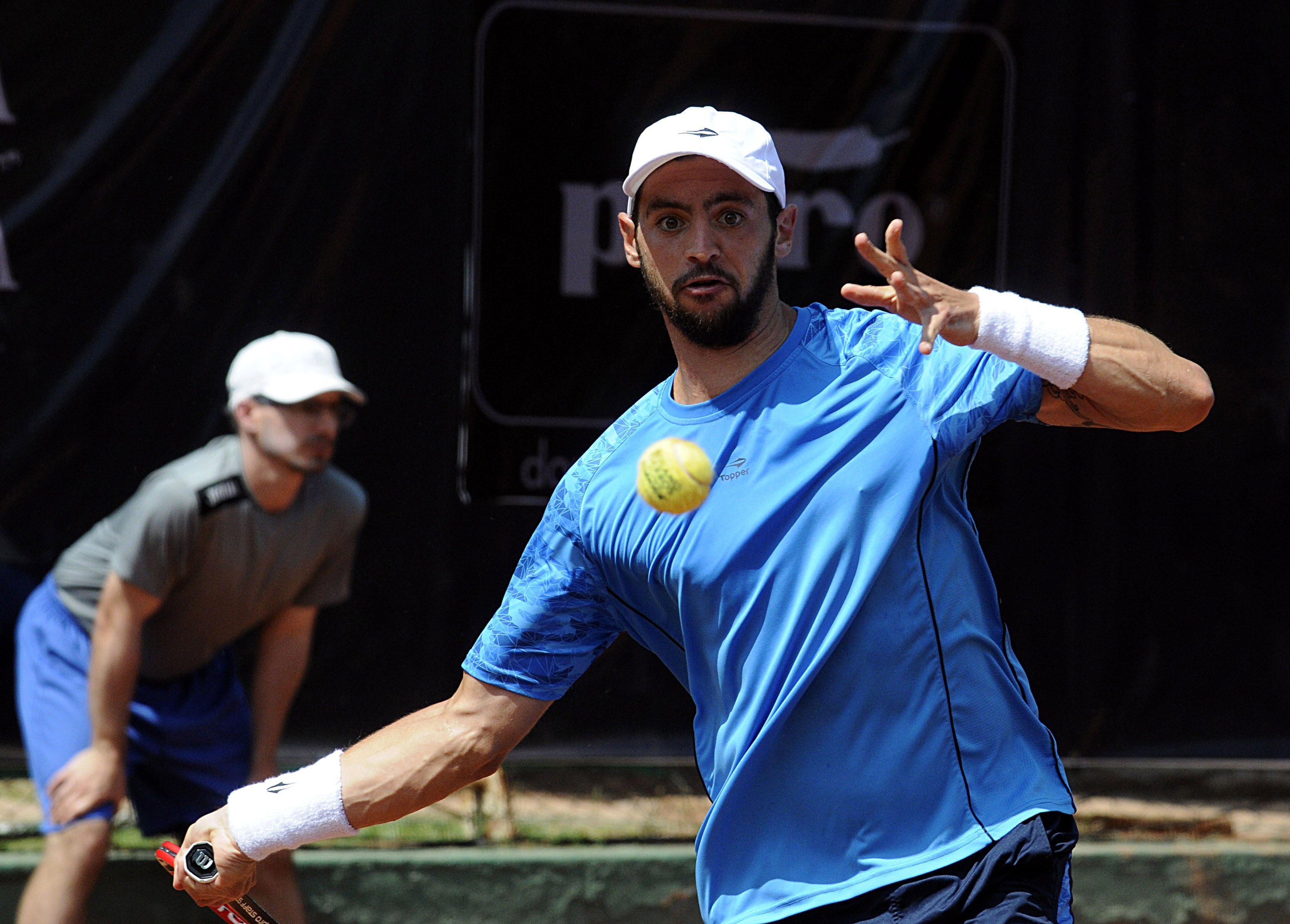 La jornada del ATP Challenger Tour en de Mendoza