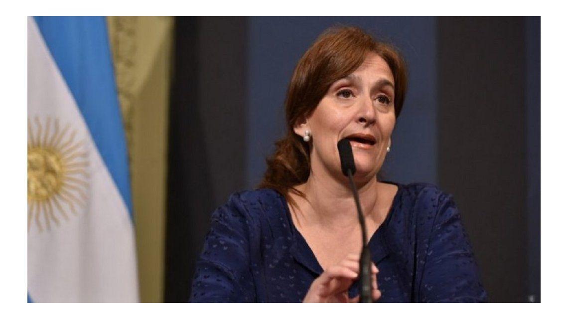 Al frente del Ejecutivo, Gabriel Michetti se instala en la Casa Rosada