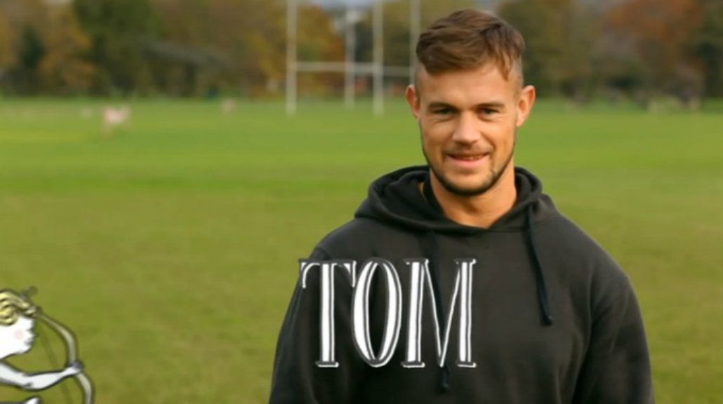 Un jugador de rugby se convirtió en el candidato imposible más admirado