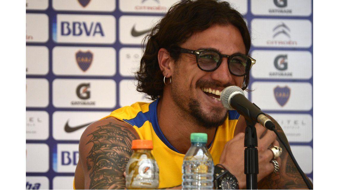 Osvaldo: Nunca tuve ganas de irme en realidad