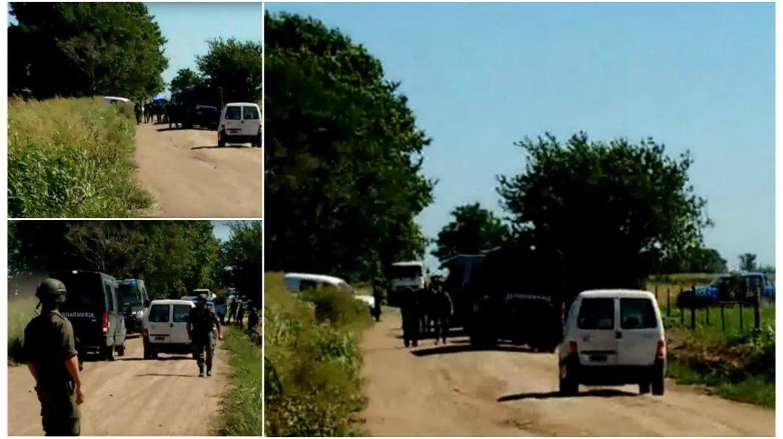 Marcha atrás de los fiscales: aseguran que desde Santa Fe les habían confirmado la triple captura